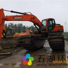 【河道清淤挖掘机】耙吸式清淤船,清淤挖掘机价格,厂家