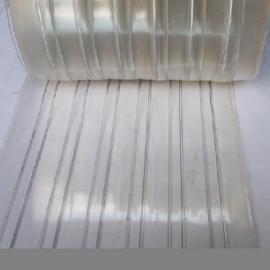防静电透明PVC挂帘 隔断帘 夏季折叠挡风软门帘