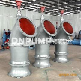 600ZLB(ZLDB)双基础立式轴流泵