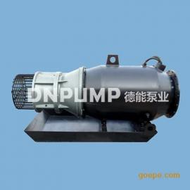 炼钢厂取水发电用的大型潜水轴流泵
