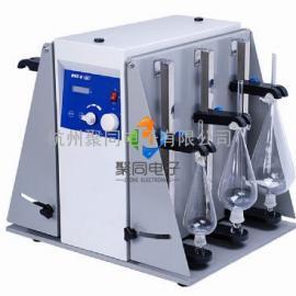 黑龙江厂家分液漏斗垂直振荡器JTLDZ-6液液萃取装置
