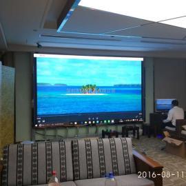 室内大厅LED电子屏规格尺寸-P2.5P3全彩显示屏价格效果区别