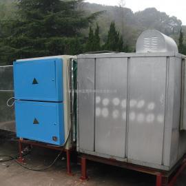宁海提供高空排放工业油烟净化器厂家