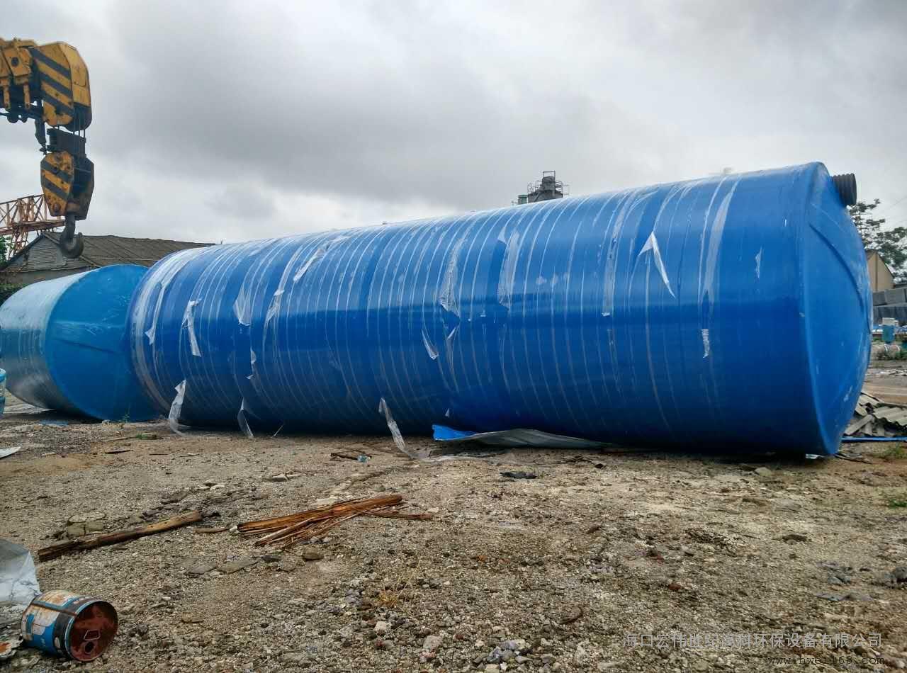 海南玻璃钢化粪池生产厂商