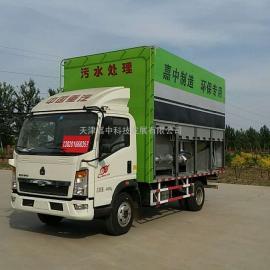垃圾渗滤液处理车,天津嘉中科技全新推出