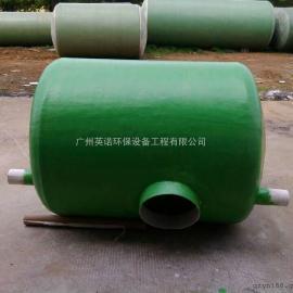 广州玻璃钢隔油池生产厂家