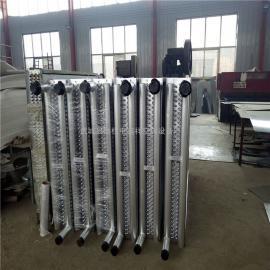组合式空调机组表冷器 铜管铝箔水表冷器 表面式冷却器