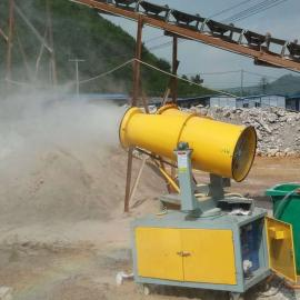 甘肃兰州市工地除尘设备