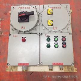 粉尘防爆配电箱BXM51-ExtD A21 IP65 T80℃