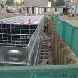 陕西装配式地埋式BDF水箱型号