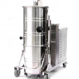 工业吸尘器 上海工业吸尘器 依晨大功率吸尘器YZ-5500-100B