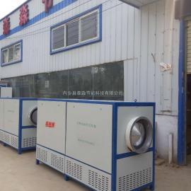 山东胶房烘干环保热风炉-森淼电磁节能热风机组 零排放