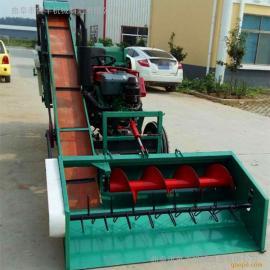 河南小四轮拖拉机带动的大型玉米脱粒机价格