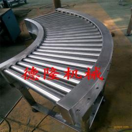 无动力滚筒输送机 厂家供应优质输送设备输送机