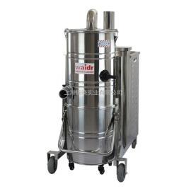 粉末粉尘灰尘专用威德尔WX100/30三相电工业吸尘器