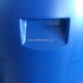生�a�S家直�N50升抱箍桶50升卡子桶塑料化工桶