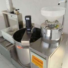 石膏豆腐机做豆腐的设备花生豆腐的配方农村致富项目