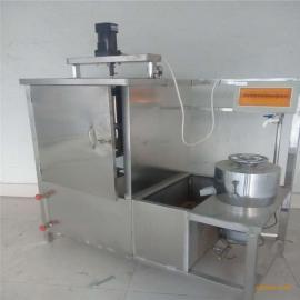 花生豆腐的制作过程 豆腐机的操作视频购机免费培训技术