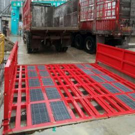 四川资阳市工地出入口车辆高压自动洗轮机