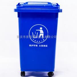 楼层可回收垃圾桶