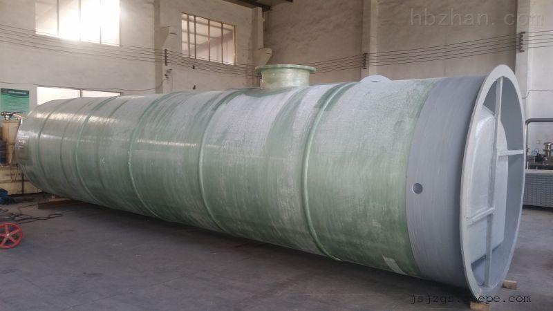 呼和浩特一体化污水提升泵站定做