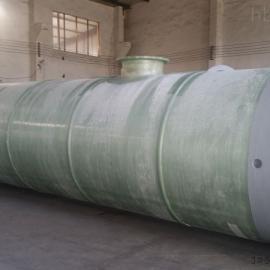 甘肃定西成套一体化预制泵站价格