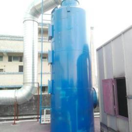 塘厦工业有机废气治理