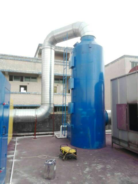 东坑工业废气处理设备