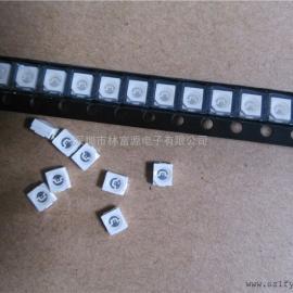 纯紫外LED 395-400紫外灯珠 0.2W紫外灯珠