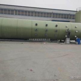 通化玻璃钢喷淋塔/通化废气净化洗涤塔-喷淋塔-废气洗涤塔
