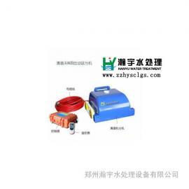 重庆泳池水处理设备 - 池塘吸泥/池塘吸污