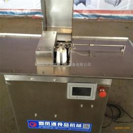 自动香肠扎线机 手动腊肠烤肠扎线机 腊肠红肠加工设备
