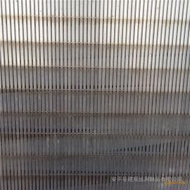 不锈钢矿筛网 条缝筛网 筛管 筛板