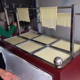 豆油皮机价格小型作品哟扑的设备全自动油皮机厂家杜兰特油皮