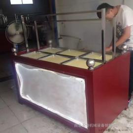 豆腐机价格全自动做豆腐的设备花生豆腐机厂家