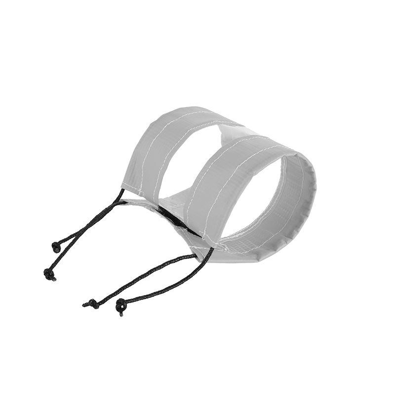 灰色PVC安全防护罩