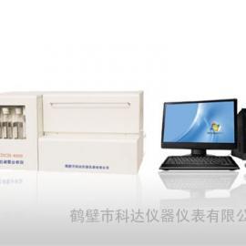 微机碳氢分析仪,快速自动测氢仪,煤炭碳氢分析仪