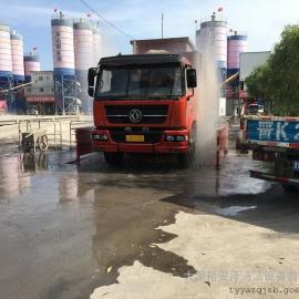灵石煤矿洗车机-拉煤车洗车平台-灵石焦化厂自动洗车设备