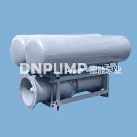 天津供应 大流量便捷安装使用轴流泵