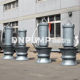 供应天津生产 大排量井筒式农田排灌轴流泵