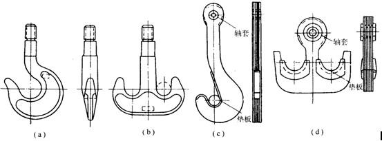 优质产品16t半封闭-韶关轧制滑轮 电动葫芦吊钩/天车吊钩