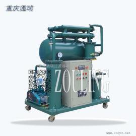 重庆ZJB变压器油净油除湿滤油机