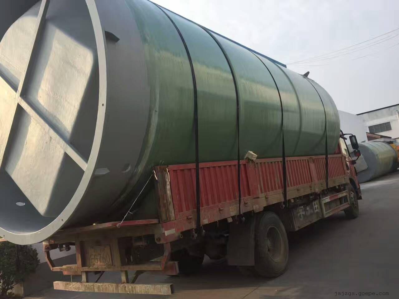 牡丹江佳木斯大庆一体化污水提升泵站厂家