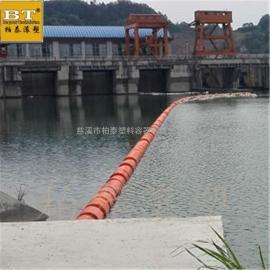 水电站专用塑料拦污排 长跨度水上管线拦污排价格