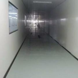 河南食品厂车间净化工程装修定制