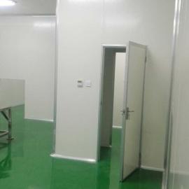 河南食品厂车间净化工程 专业承接工厂无尘室净化工程