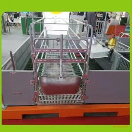 河间养猪设备厂家订购母猪产床全铸铁母猪产床零售批发
