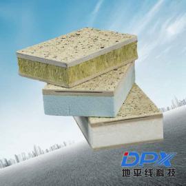 防火装饰一体化板丨复合保温隔热板