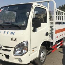 吉林液化气站专用小型液化气瓶厢式运输车销售
