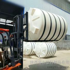 促销5方塑料桶5吨双氧水储罐PE水箱